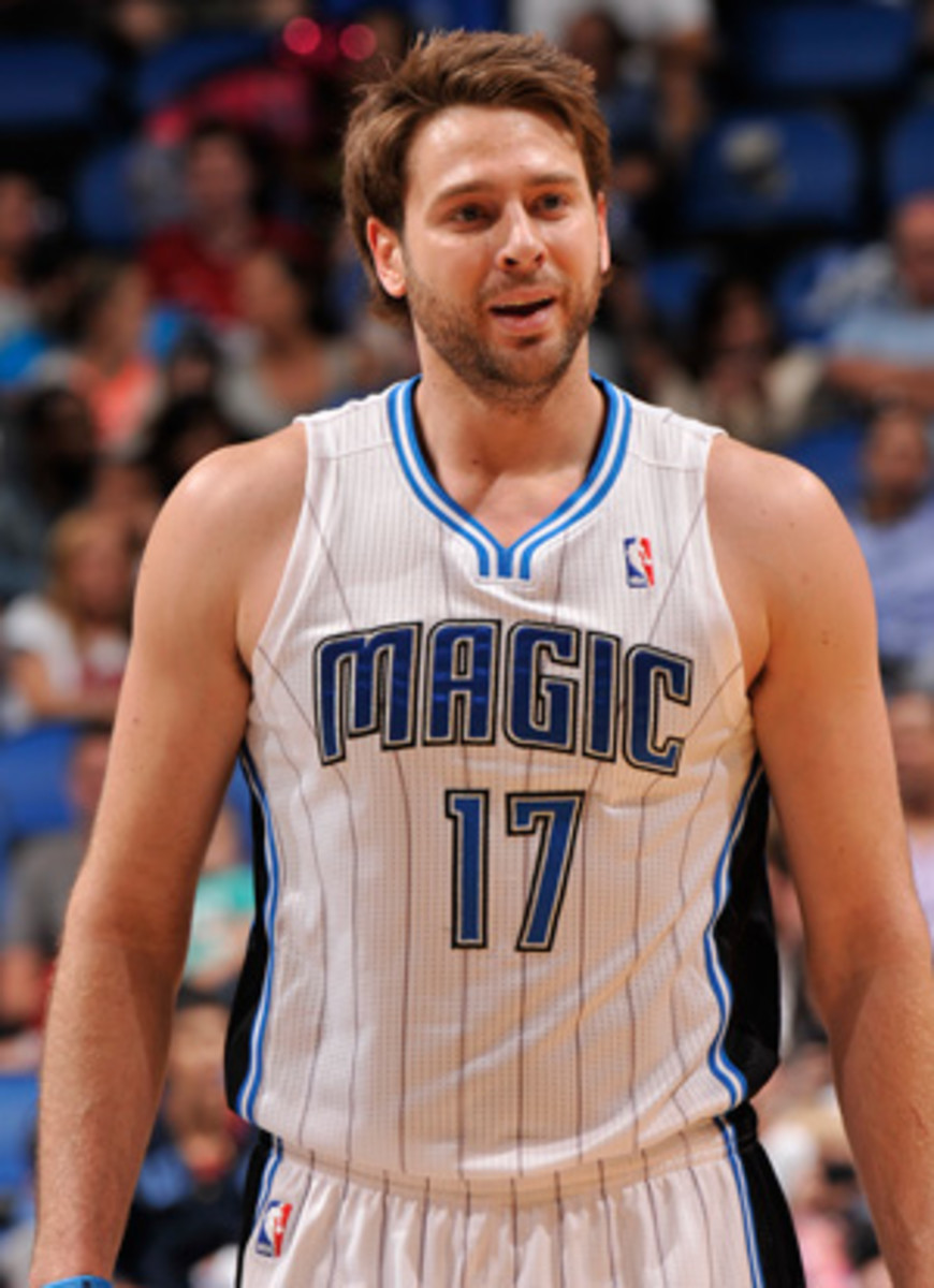 Josh McRoberts is headed to the Bobcats. (Fernando Medina/Getty Images)
