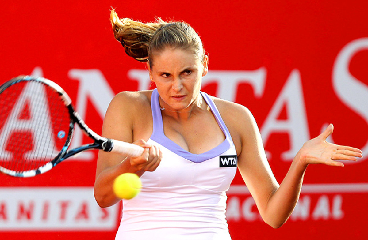 Alexandra Panova will be making her Fed Cup debut as the main singles player for the final.