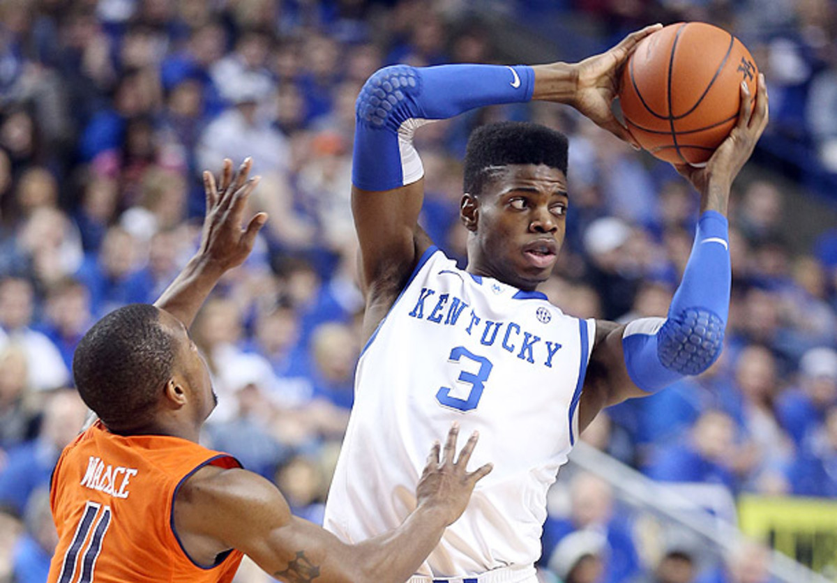 Nerlens Noel is expected to miss the rest of the season after tearing his ACL