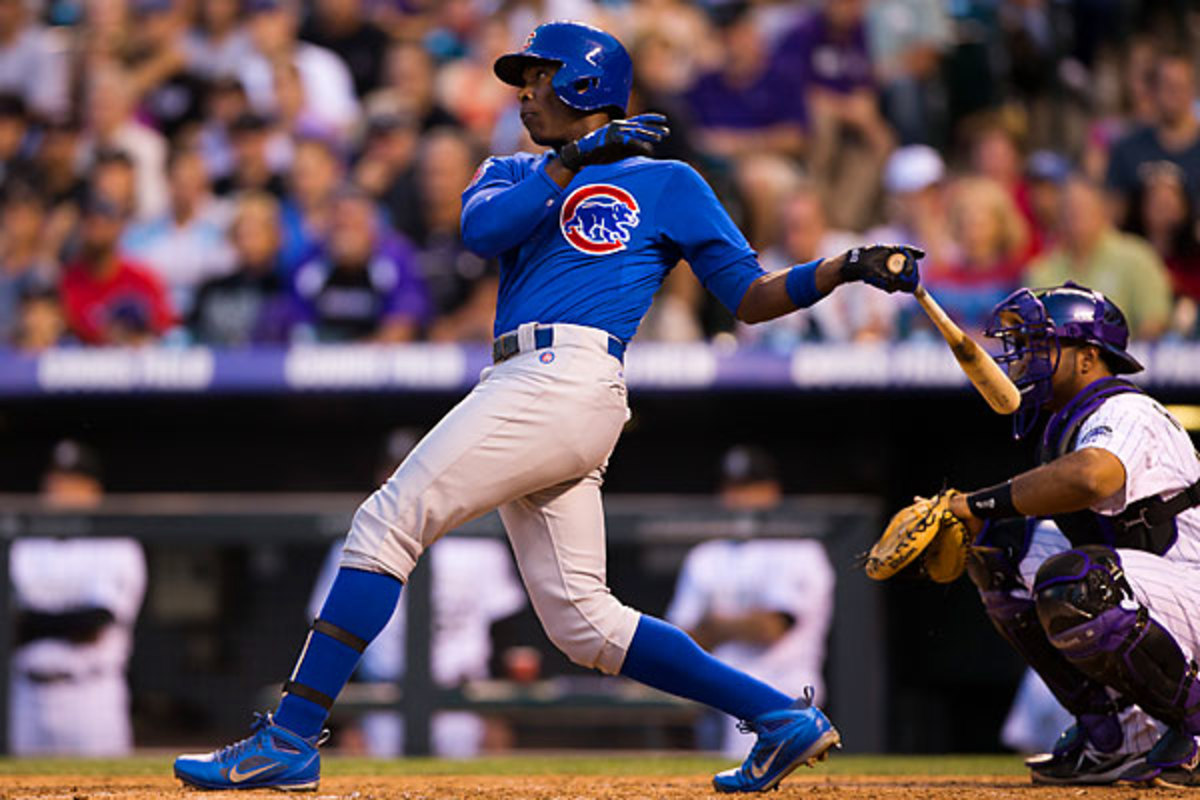 The Yankees acquired Alfonso Soriano from the Cubs Friday morning. (Justin Edmonds/Getty Images)