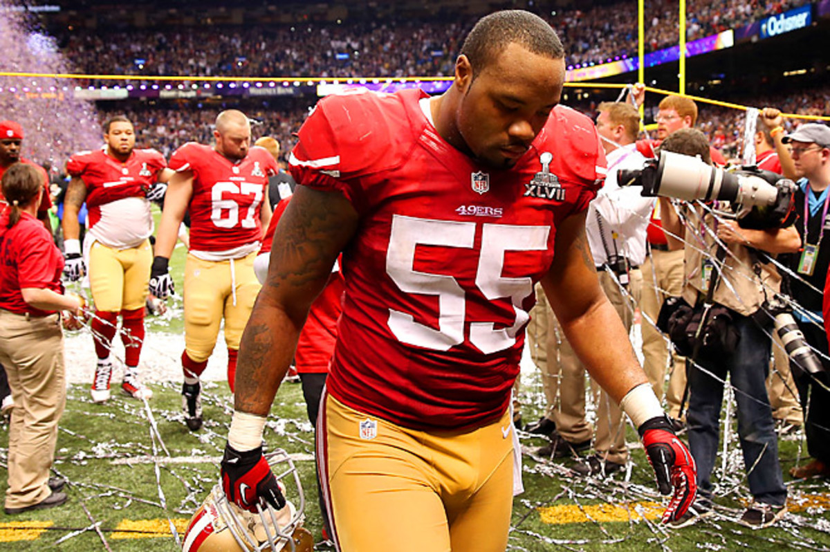 49ers linebacker Ahmad Brooks won't face assault charges - Sports ...