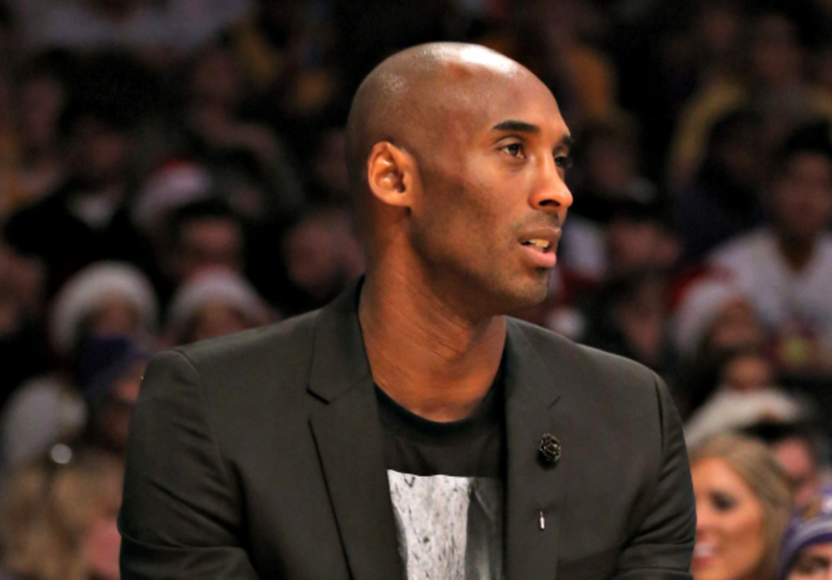 Kobe Bryant doesn't believe that he rushed back from injury too soon. (Stephen Dunn/Getty Images)