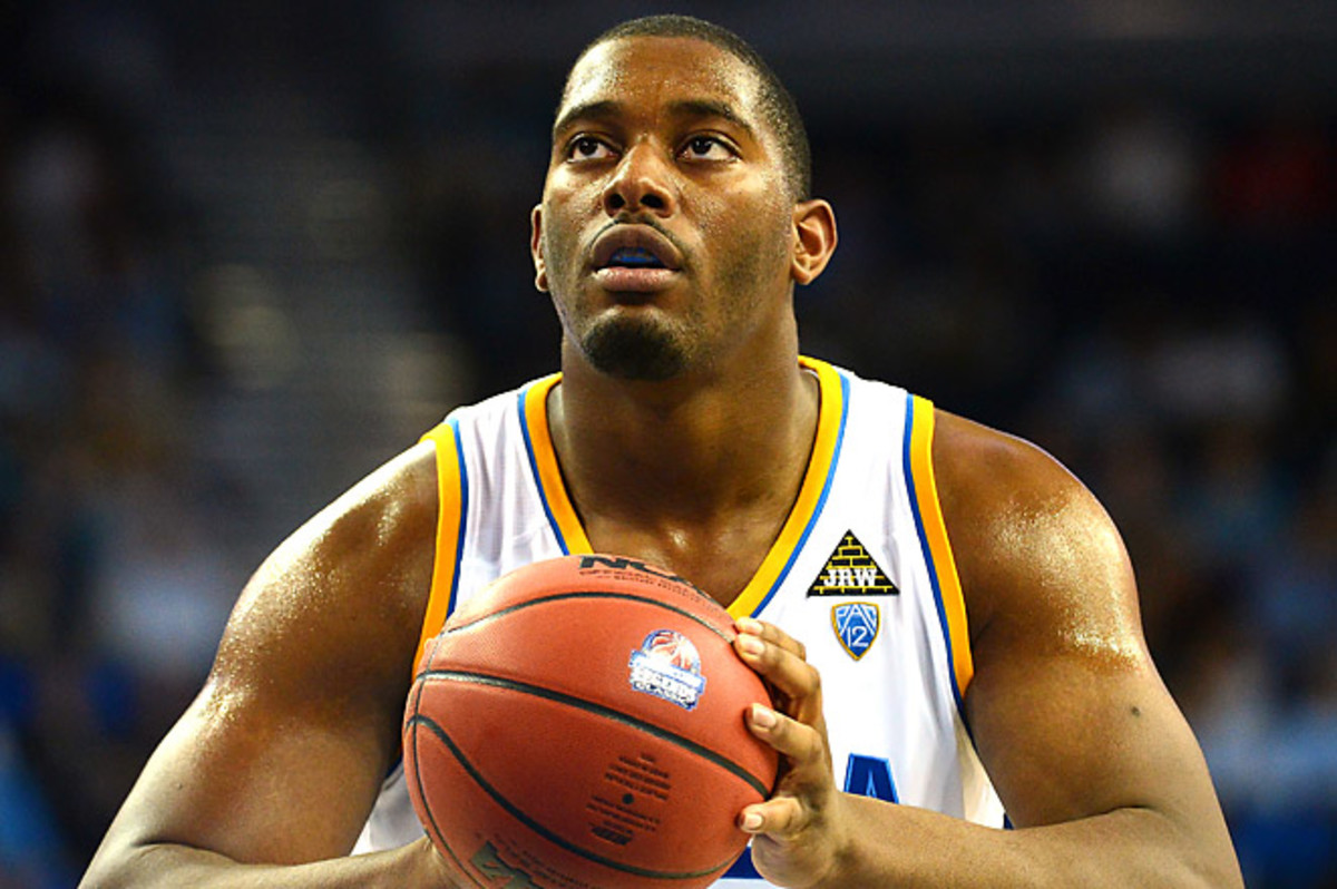 Josh Smith played two full seasons at UCLA, and then left that school after six games as a junior.