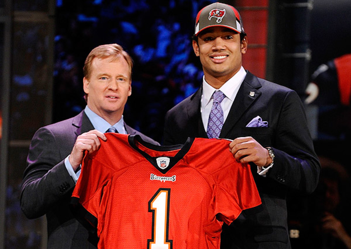 Josh Freeman is one of several QBs drafted in 2009 that has struggled in the NFL.
