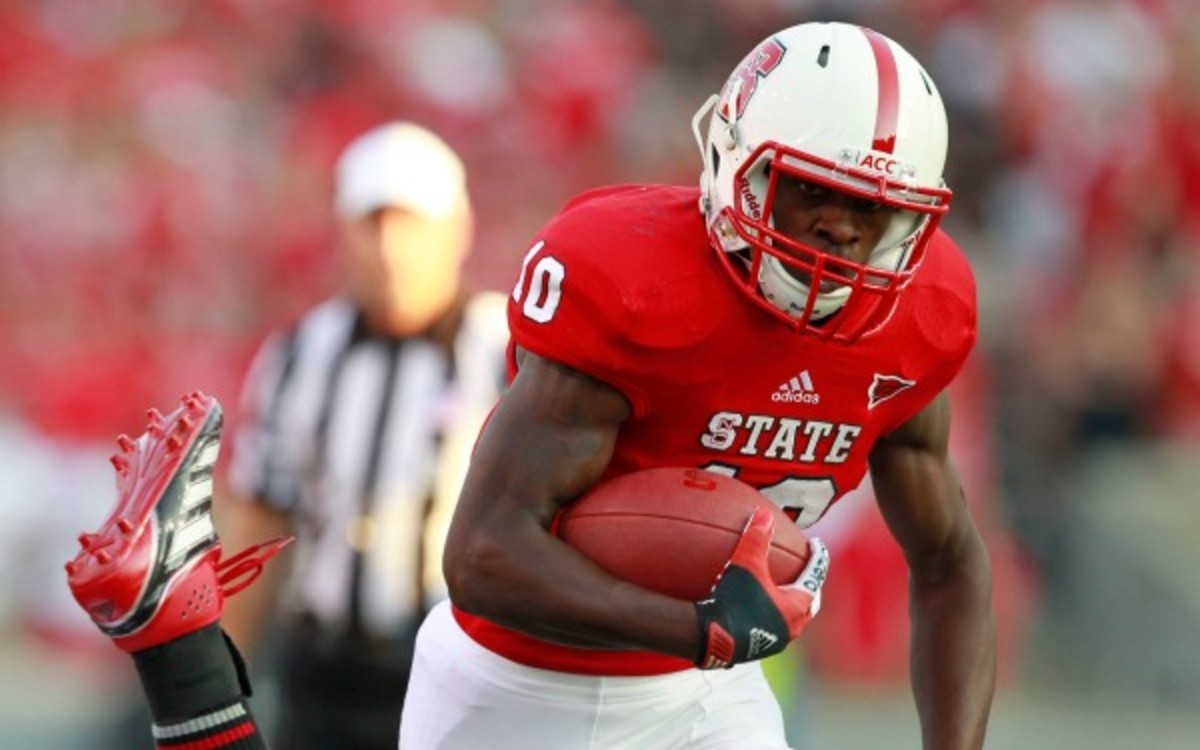 NC State RB charged with misdemeanor assault of a female ...