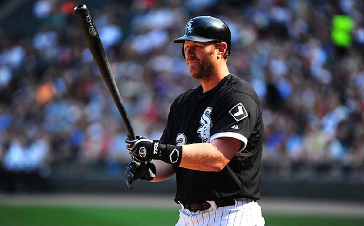 Adam Dunn bounced back after a miserable 2011, and he's capable of hitting 40 homers and 100 RBI.