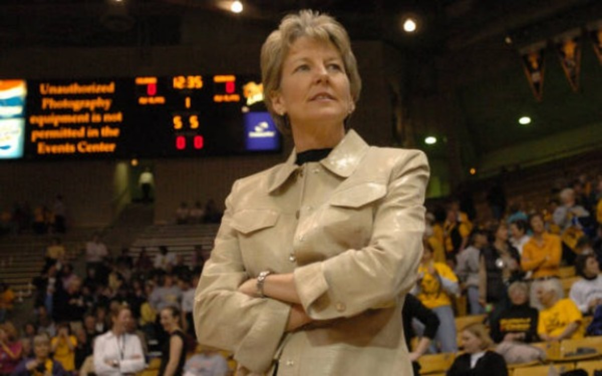 Colorado named former women's basketball coach Ceal Barry as its interim athletic director. (Photo courtesy of CUBuffs.com)