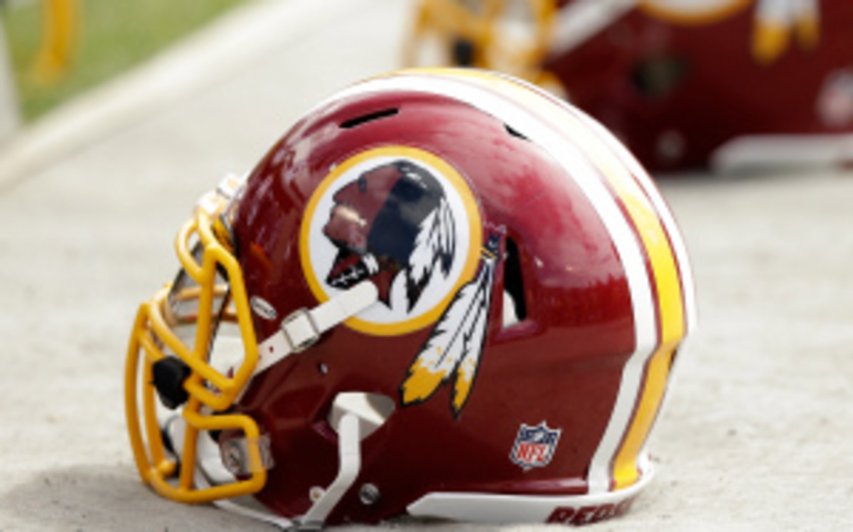 The Navajo war vet said the Redskins name is actually a Native-American icon that has many positive meanings. (Ezra Shaw/Getty Images)