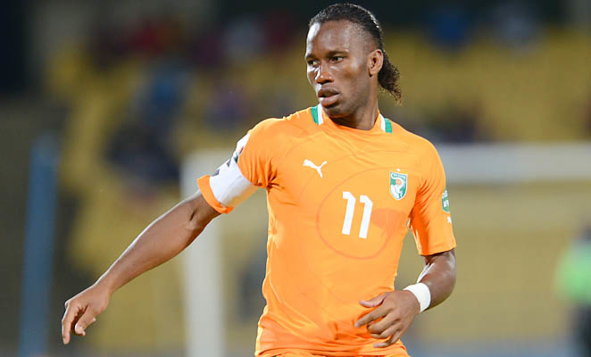 Didier Drogba and Ivory Coast are coming off another early exit at the African Cup of Nations.