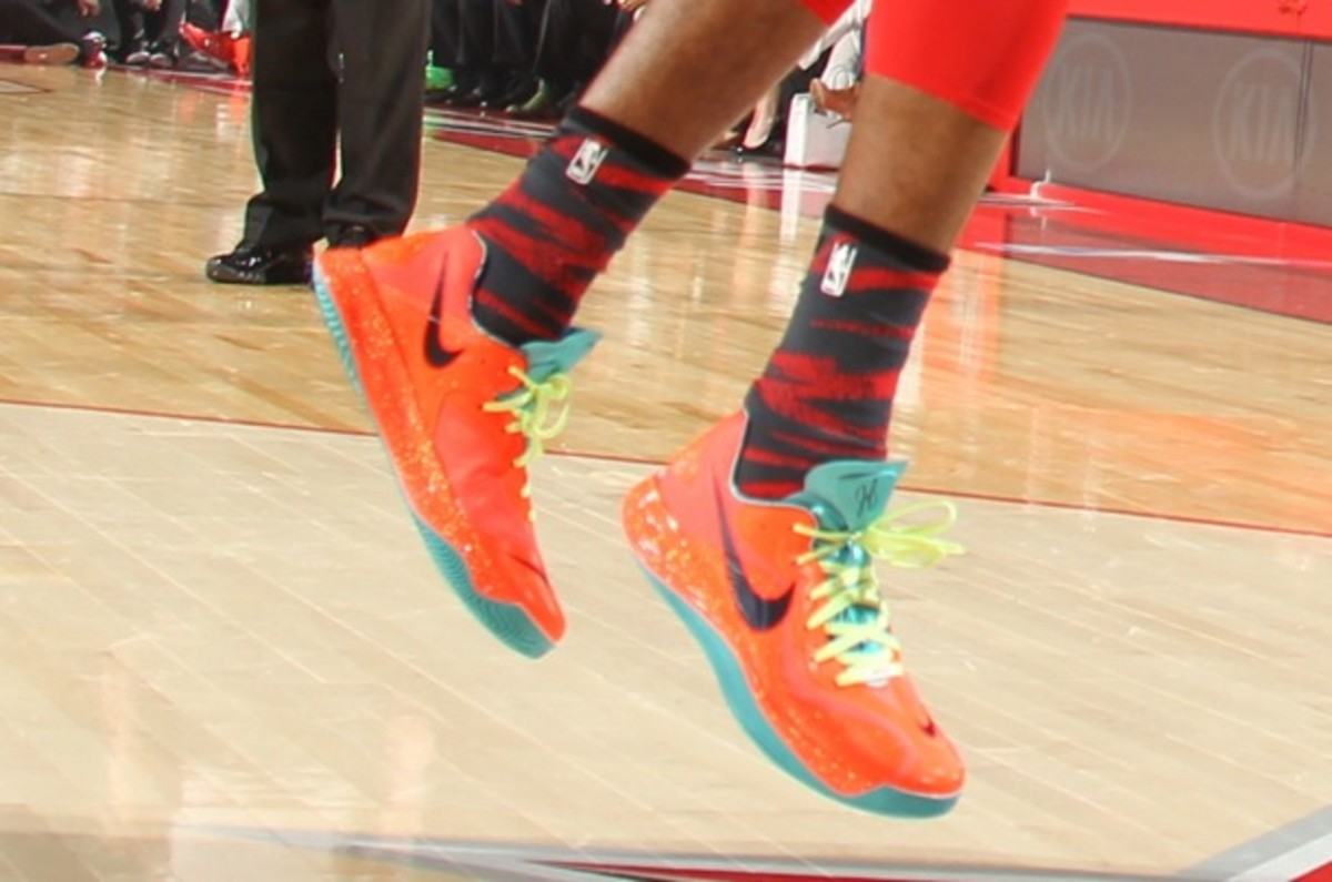 James Harden's All-Star sneakers