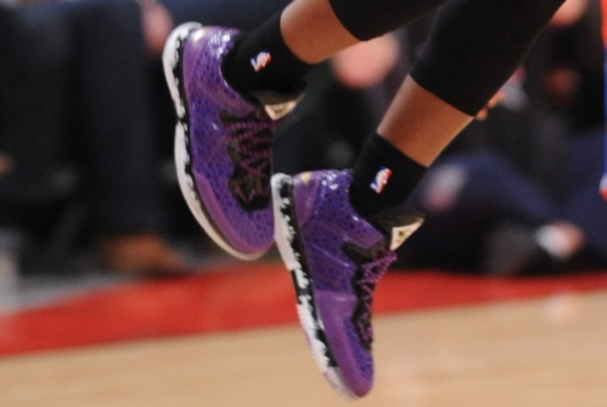 Dwyane Wade's All-Star Game sneakers