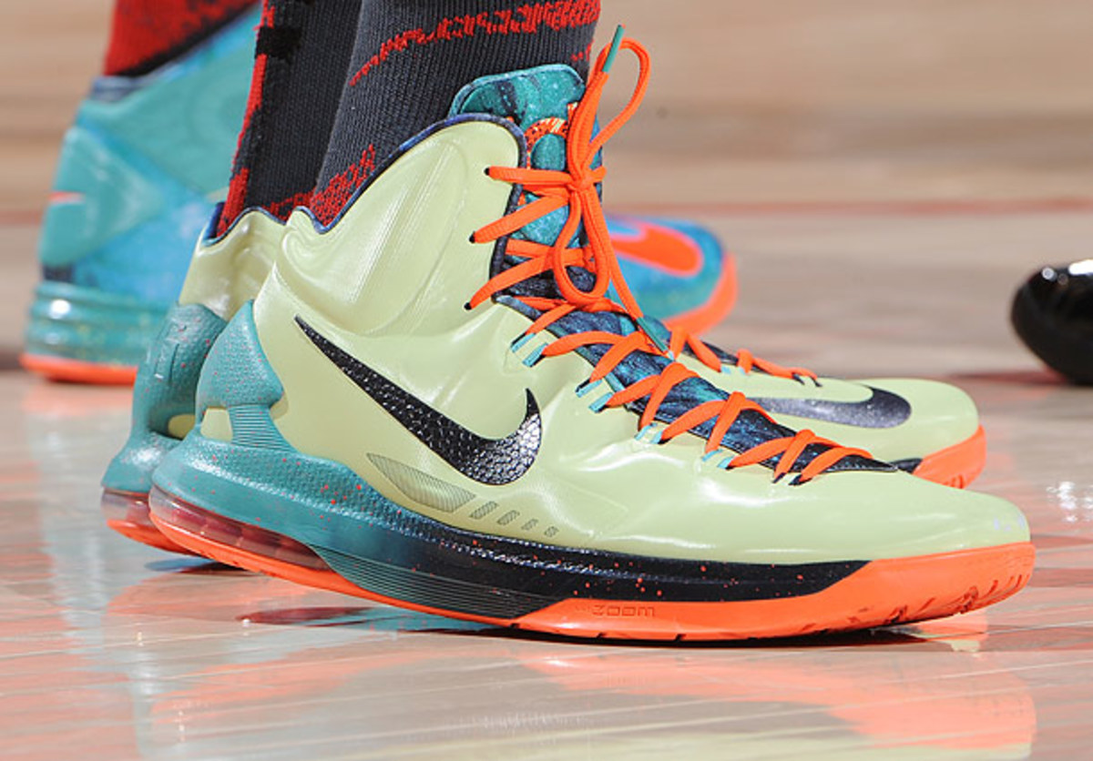 Kevin Durant's All-Star game sneakers