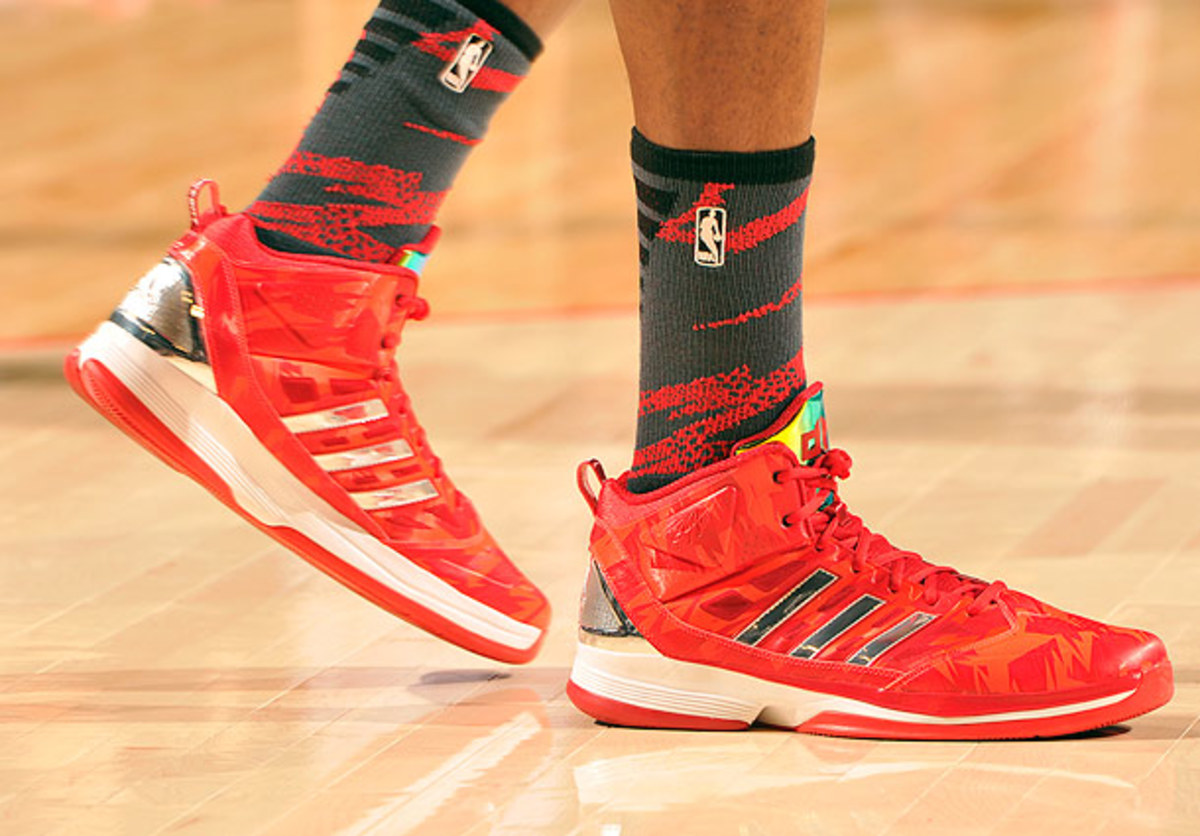 Dwight Howard's All-Star Game sneakers
