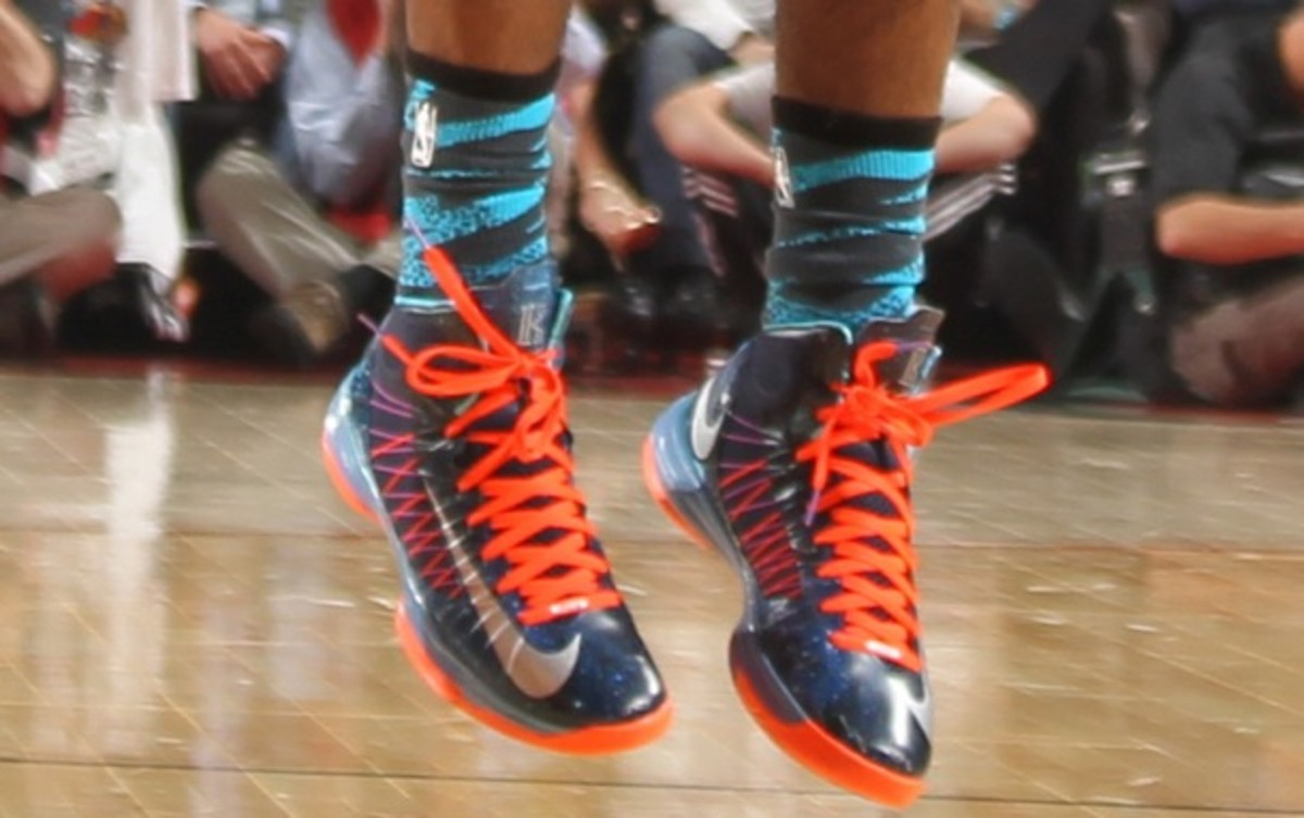 Kyrie Irving's All-Star Game sneakers