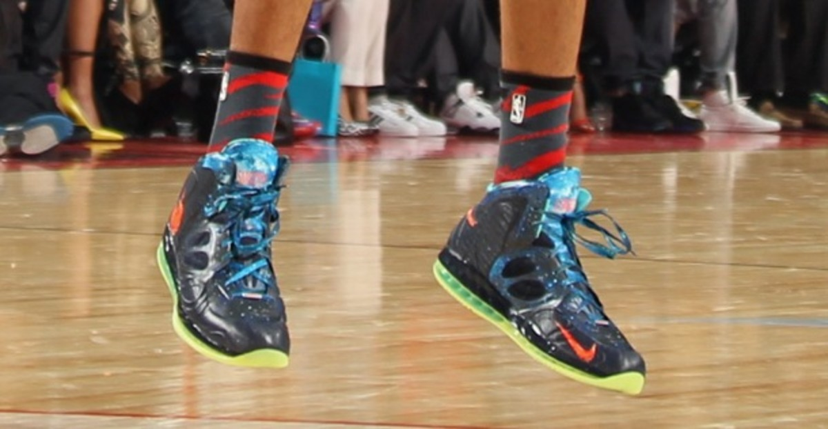 LaMarcus Aldridge's All-Star Game sneakers