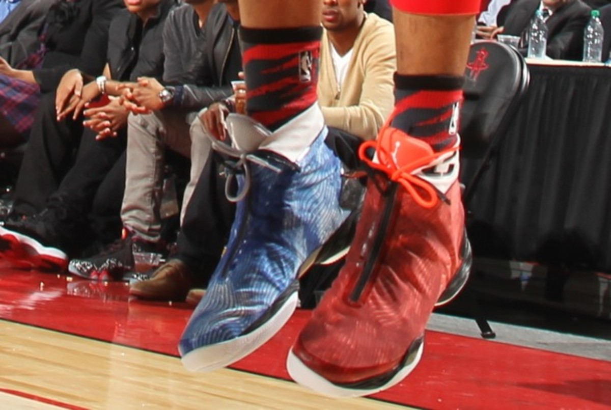 Russell Westbrook's All-Star Game sneakers