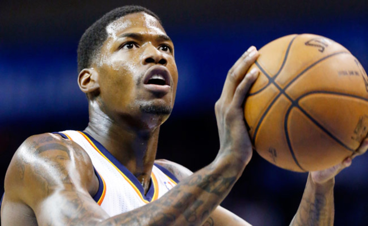 DeAndre Liggins joined the Oklahoma City Thunder in September 2012.