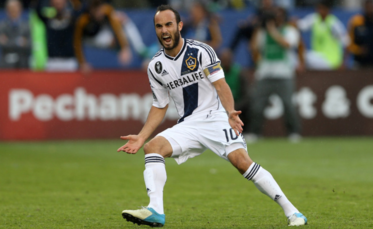 Landon Donovan has played in the last three World Cups for the U.S. men's national team.