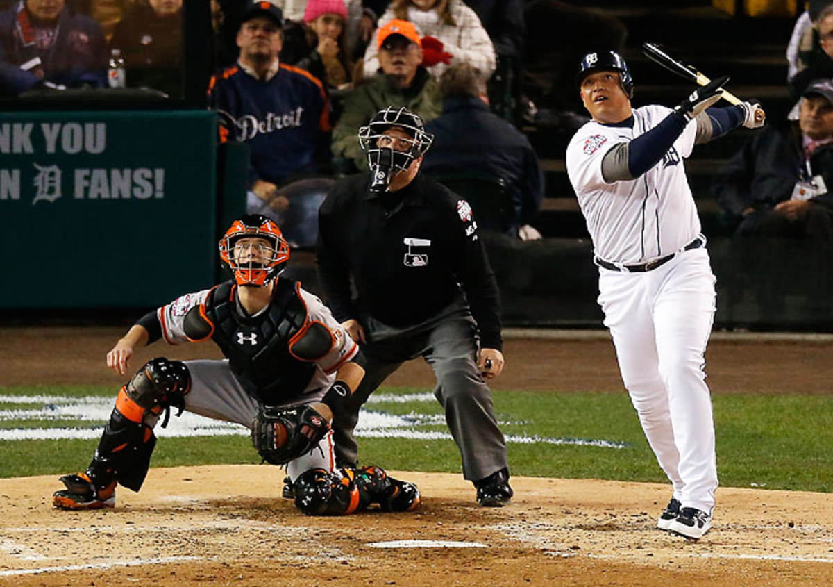 After winning the Triple Crown, Miguel Cabrera should be among the top three draft picks in fantasy.