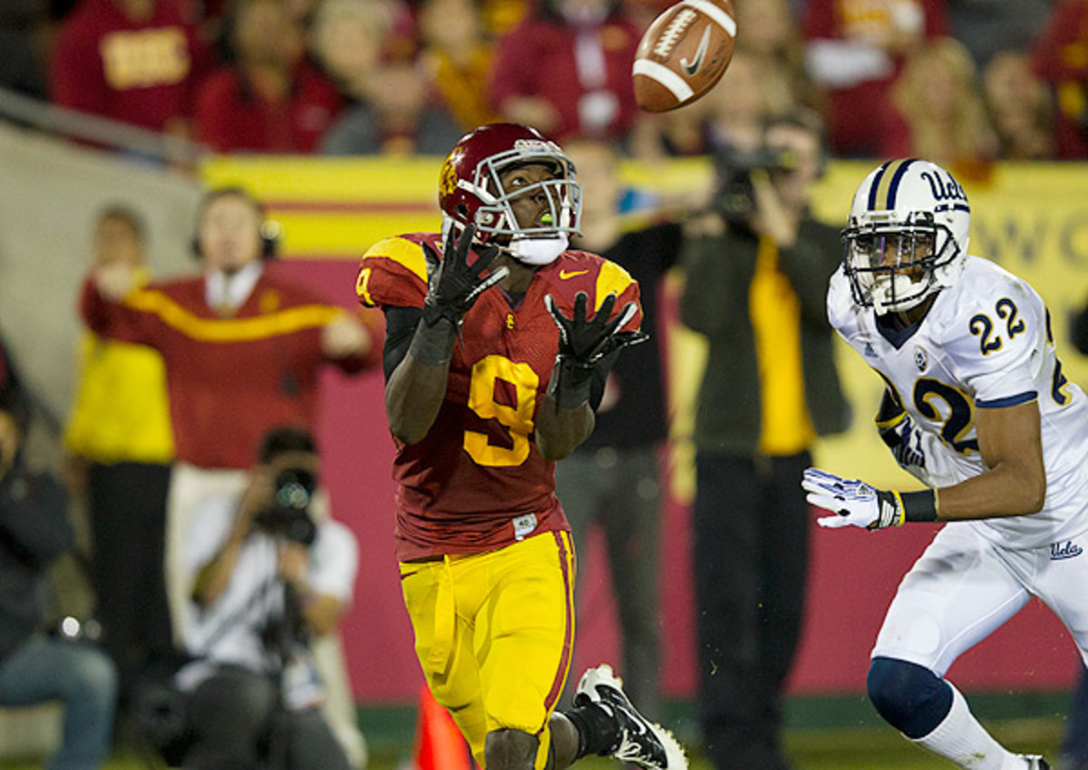 USC's Marqise Lee caught 118 passes and 14 touchdowns last season.
