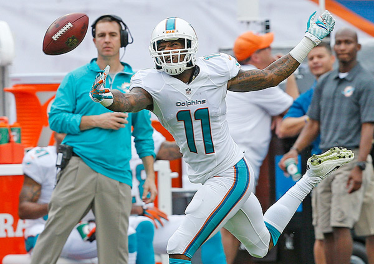 The Dolphins' 20-7 loss to the Jets eliminated them from playoff contention.