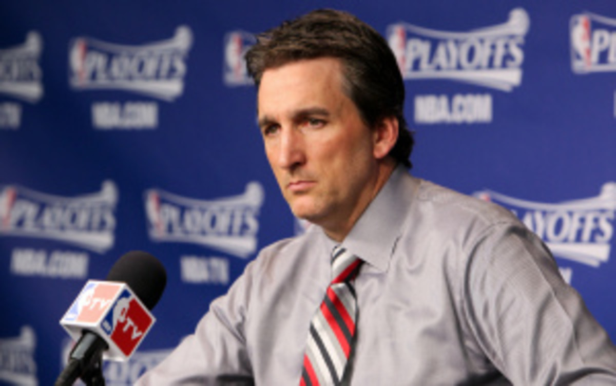 The Los Angeles Clippers will reportedly not renew Vinny Del Negro's contract. (Joe Murphy/Getty Images)