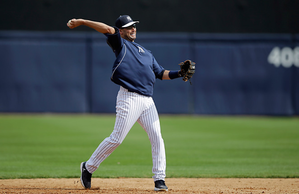 Derek Jeter made a strong comeback in the spring, but probably will not be ready for Opening Day.