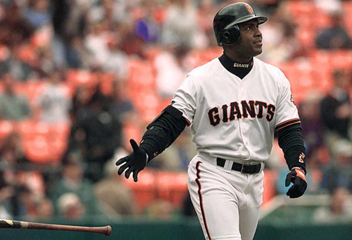 Barry Bonds, Giants