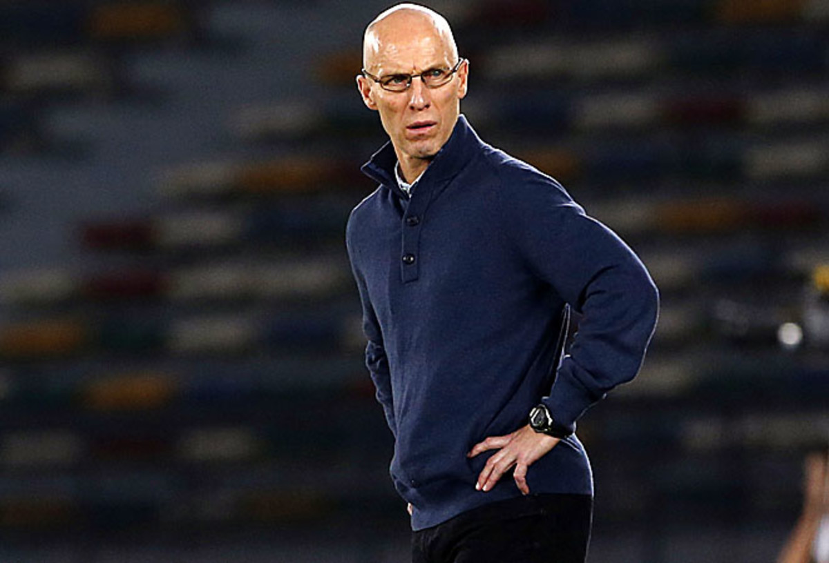 Bob Bradley and Egypt lead their Africa World Cup qualifying group with six points after two matches.