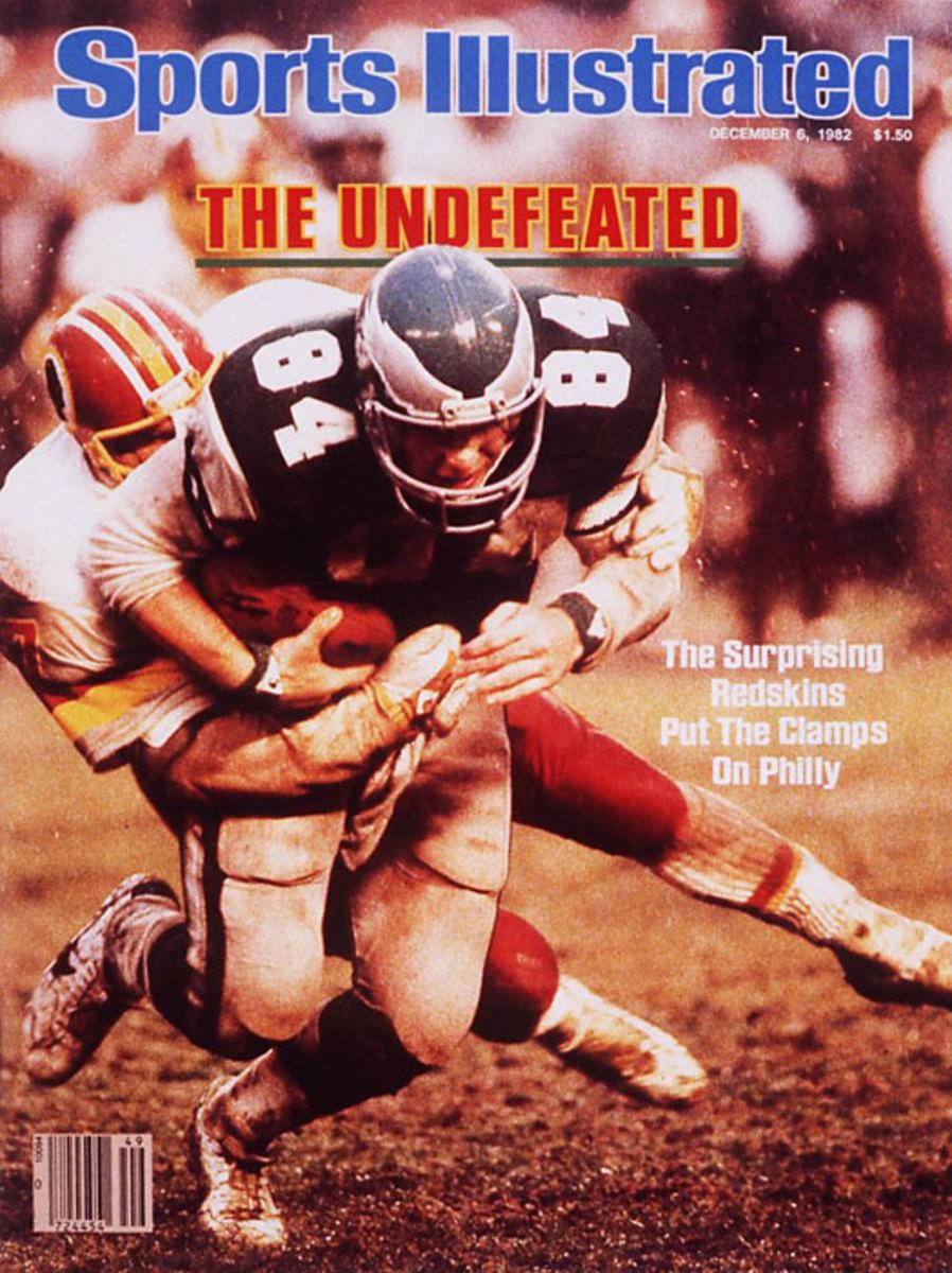Redskins, Eagles
