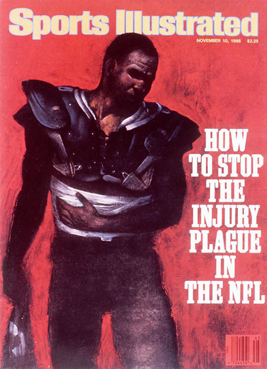 Injuries in the NFL