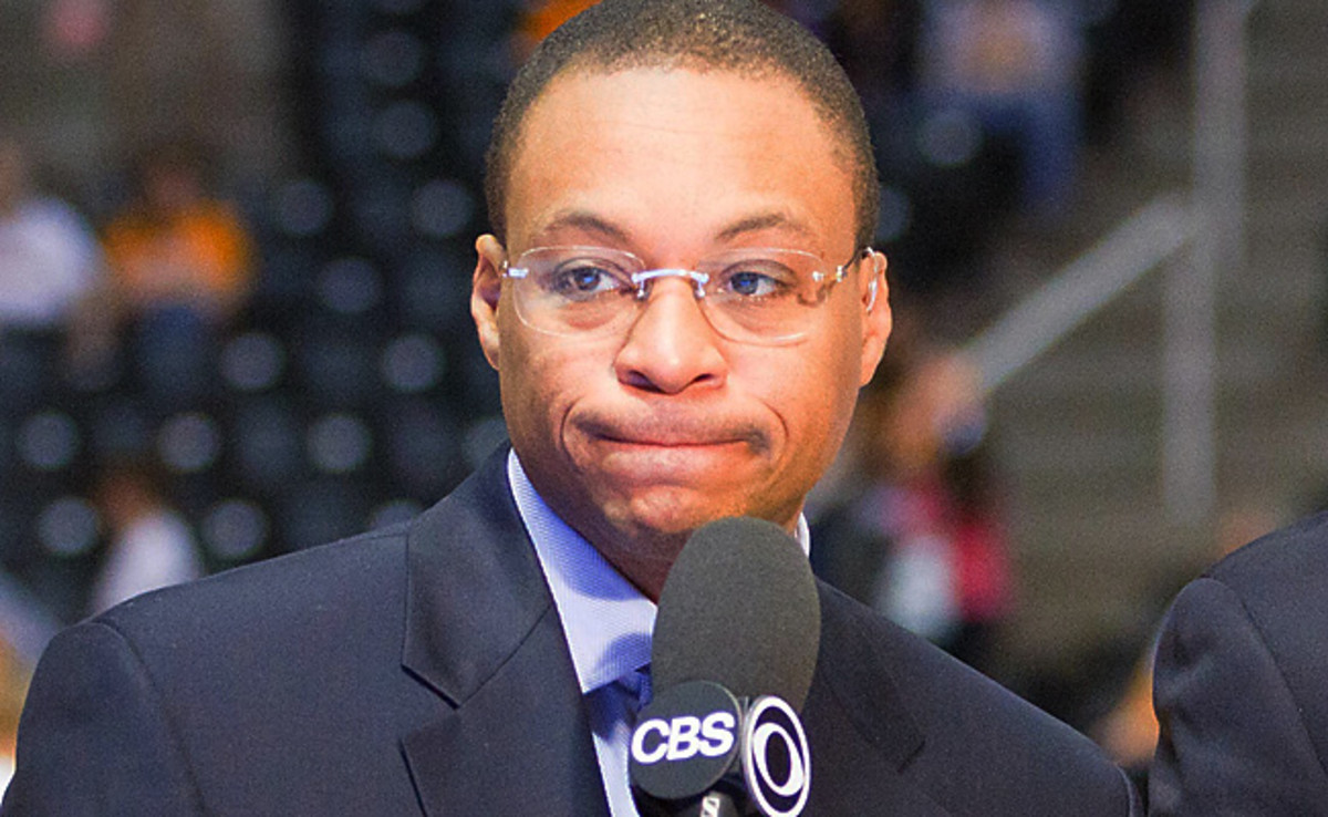 Gus Johnson joined Fox Sports in May 2011 after a lengthy career with CBS Sports.