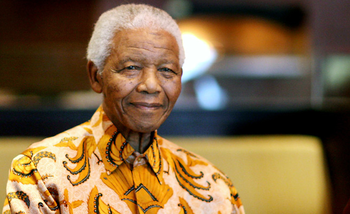 Nelson Mandela was an anti-apartheid revolutionary and the first elected president of a fully representative South Africa.