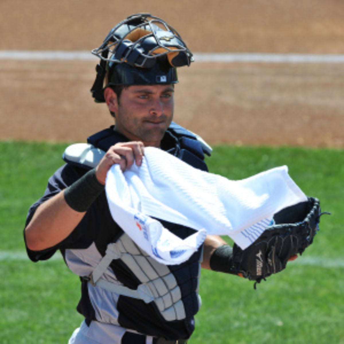 Francisco Cervelli gave conflicting statements on his dealings with Biogenesis. (Al Messerschmidt/Getty Images)