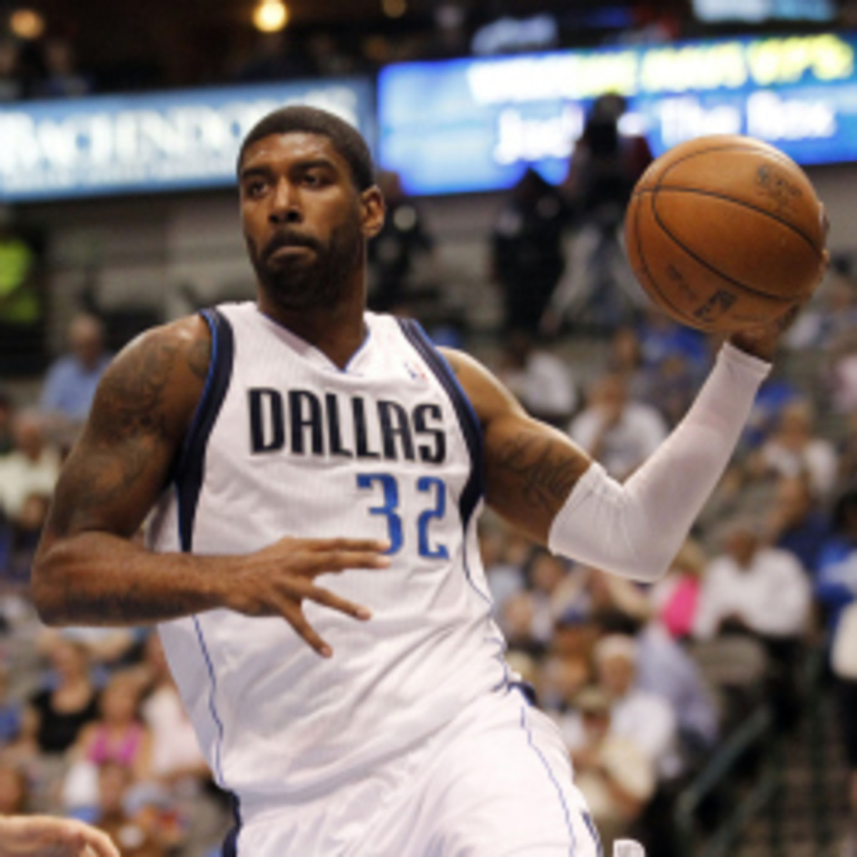 Mavs guard O.J. Mayo has decided not to take the $4.2 million option in his contract and will become a free agent. (Fort Worth Star-Telegram via Getty Images)
