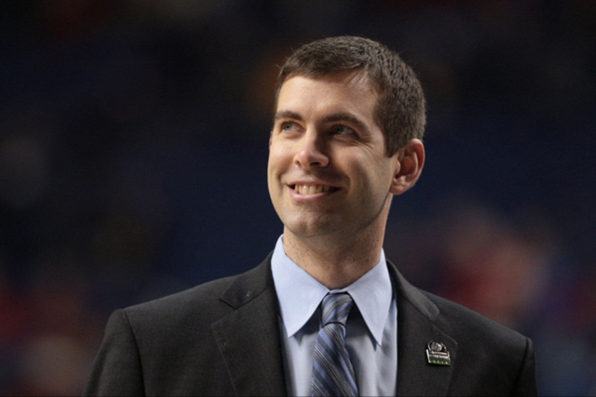 Brad Stephens will be the NBA's youngest head coach. (Lexington Herald-Leader/Getty Images)