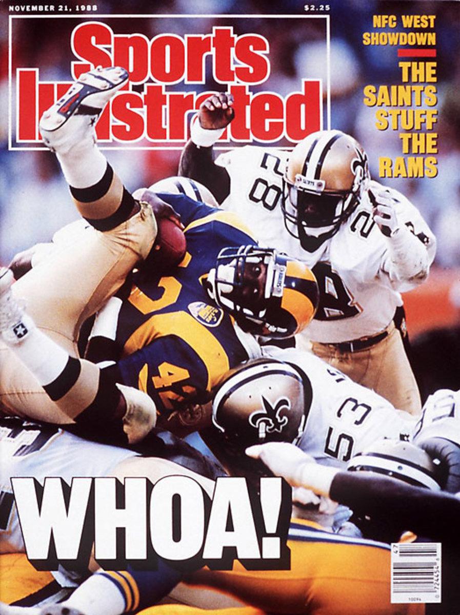 Saints, Rams