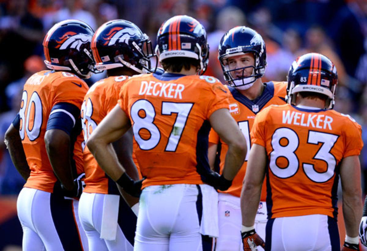 Denver Broncos :: Aaron Ontiveroz/Getty Images