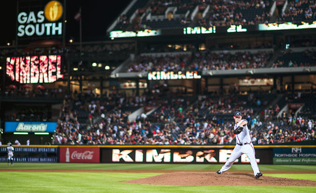 Three seasons of 40-plus saves have firmly demonstrated Craig Kimbrel's mastery of the ninth inning.