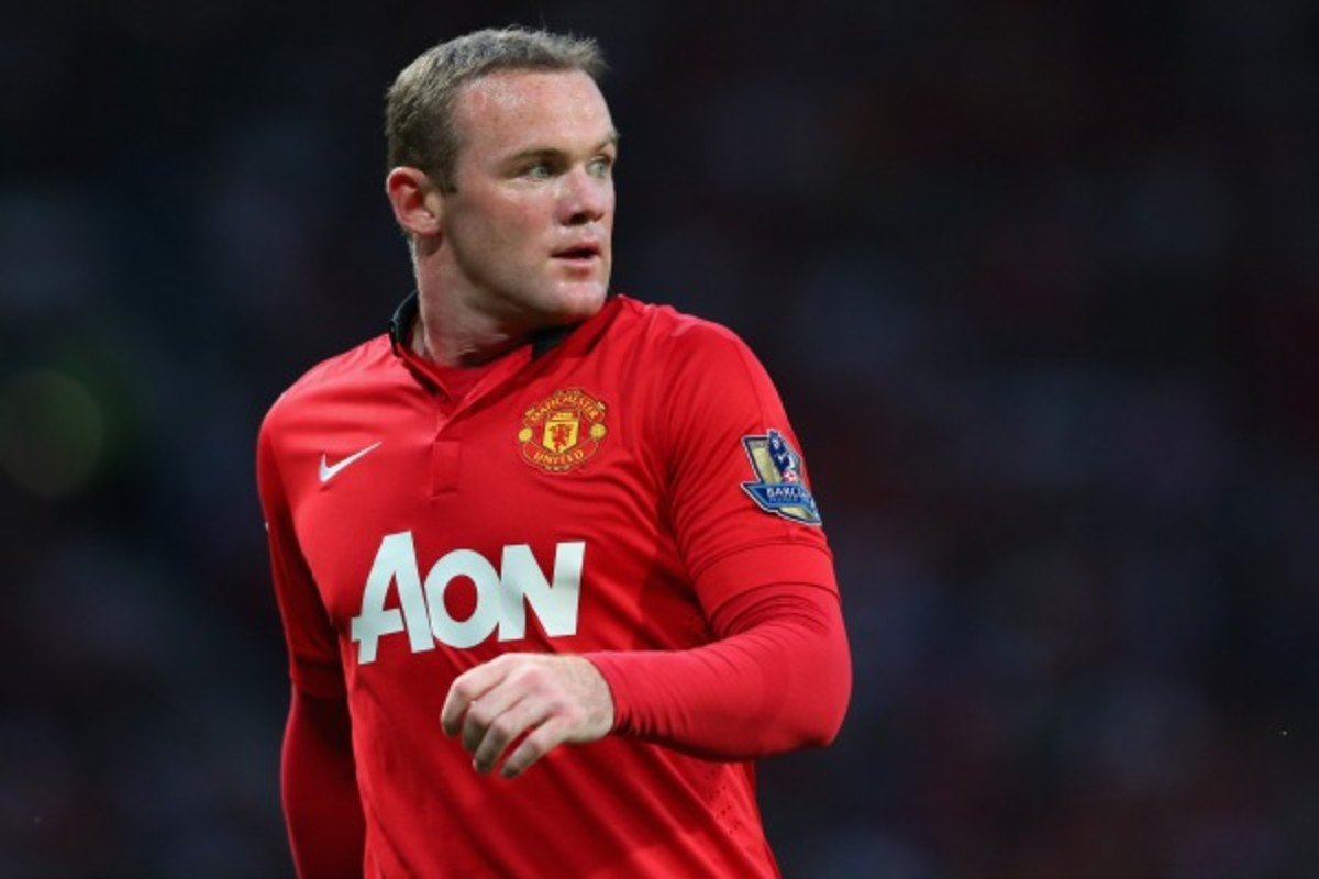 Wayne Rooney will stay with Manchester United. (Alex Livesey/Getty Images)