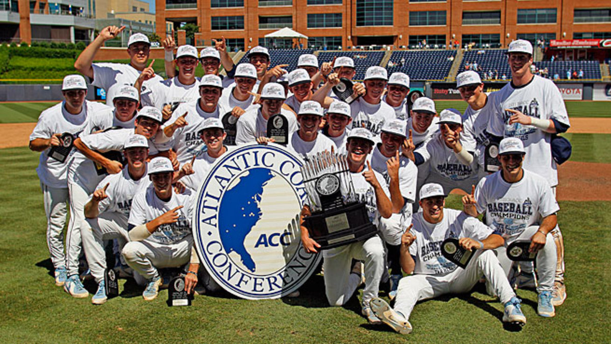 North Carolina won both the regular season and tournament titles in a league that boasts four top 10 teams.