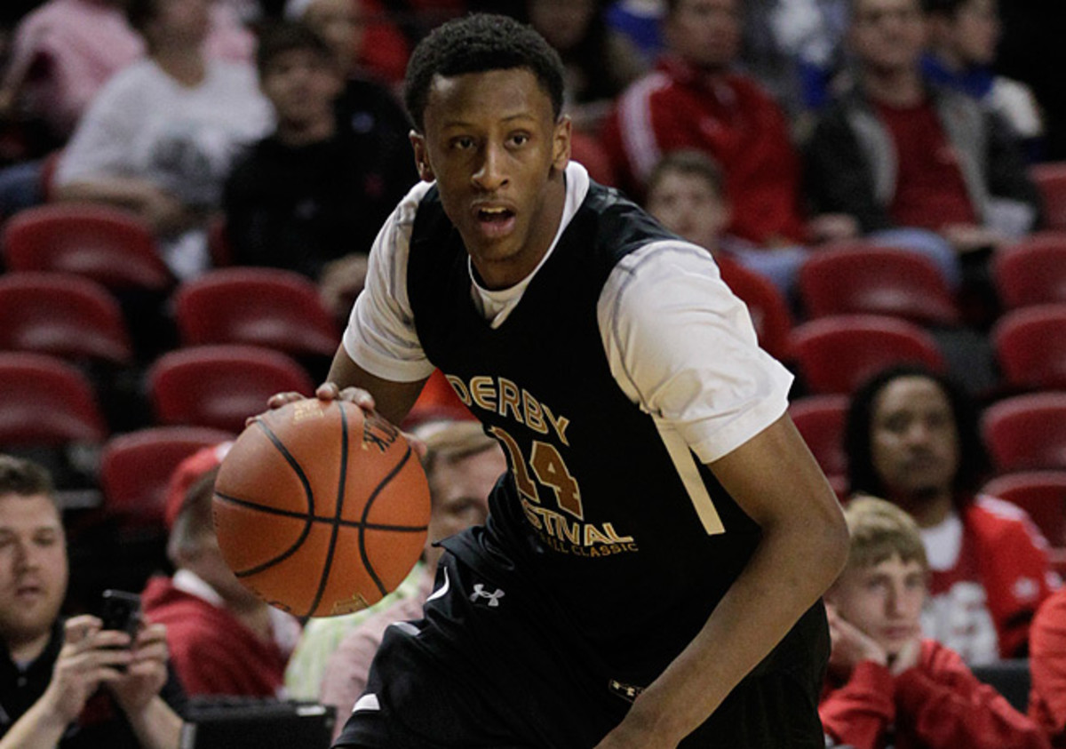 Troy Williams played at Oak Hill Academy in Virginia prior to committing to Indiana.