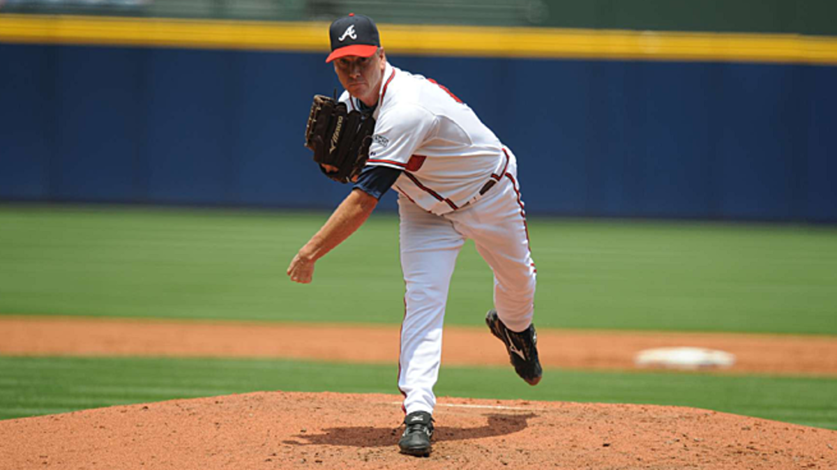Tom Glavine should join longtime teammate Greg Maddux in Cooperstown next summer.