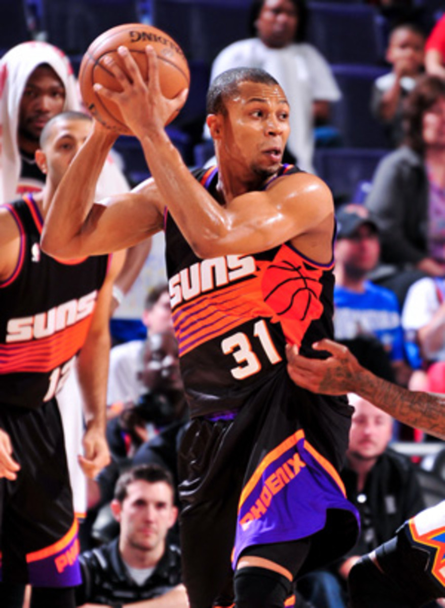 Sebastian Telfair's time in Phoenix is reportedly up. (Barry Gossage/Getty Images)