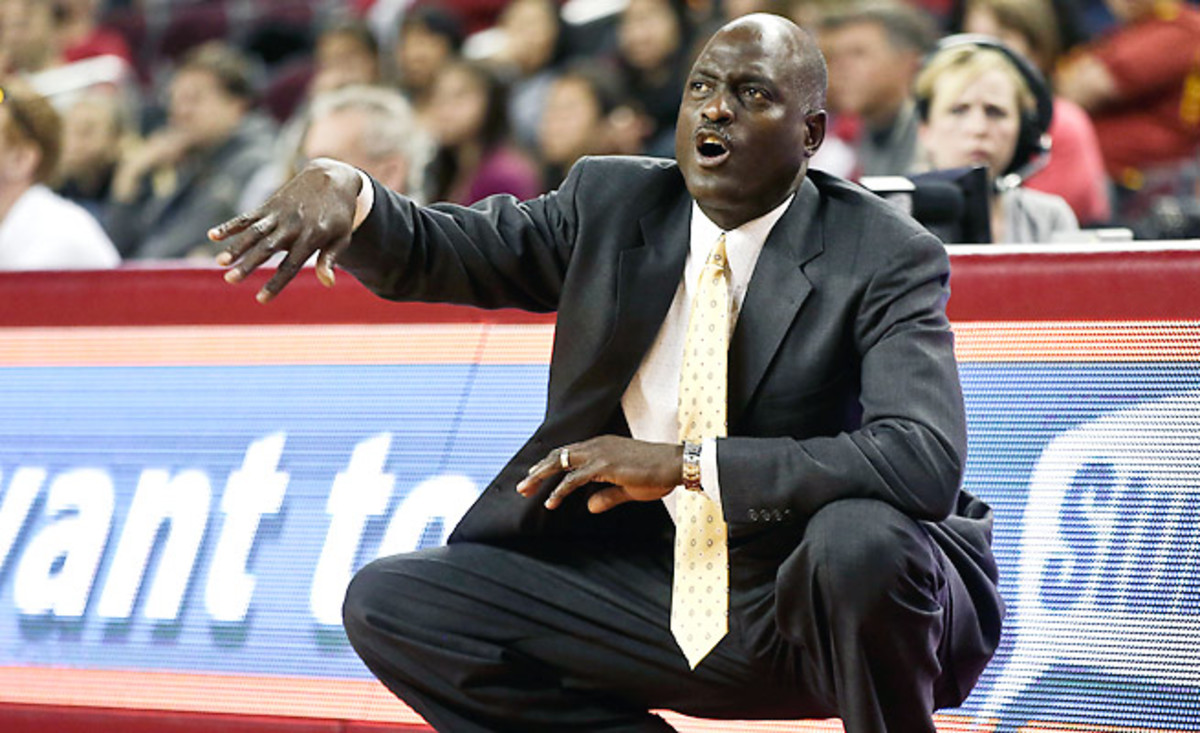 Michael Cooper coached USC's women's basketball team for four seasons before quitting in March.