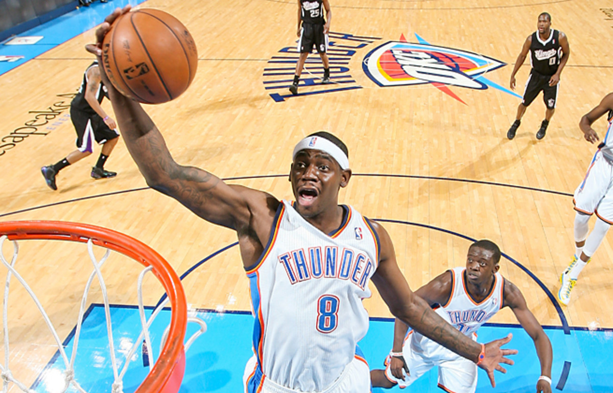 After splitting last season with the Knicks and OKC, Ronnie Brewer has signed a deal with the Rockets.