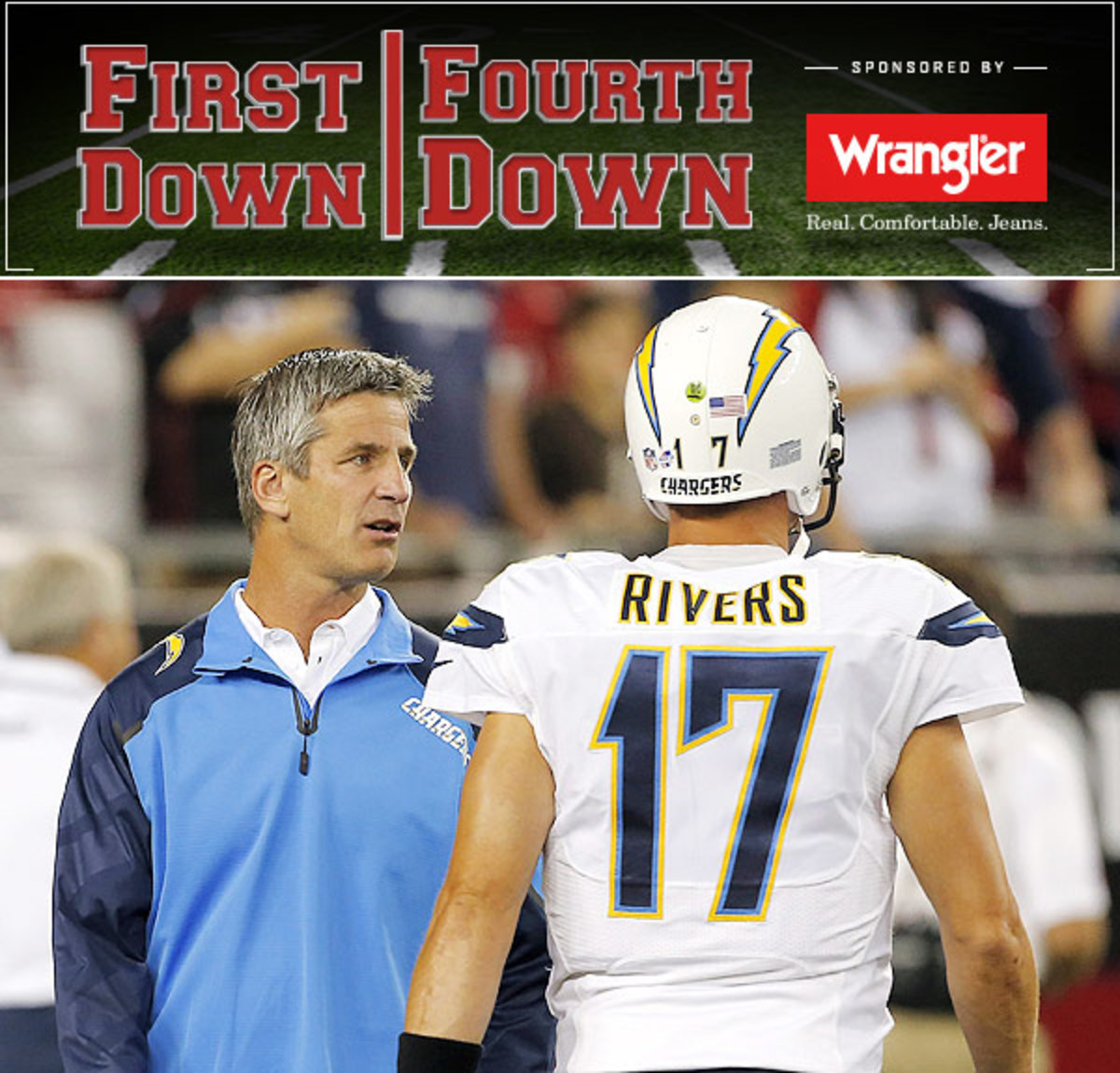 Mike McCoy and Philip Rivers have proved to be a match made in heaven in San Diego.