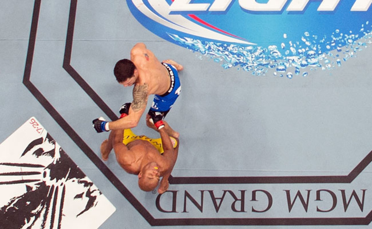 Chris Weidman shocked the MMA world with his second-round TKO against Anderson Silva.