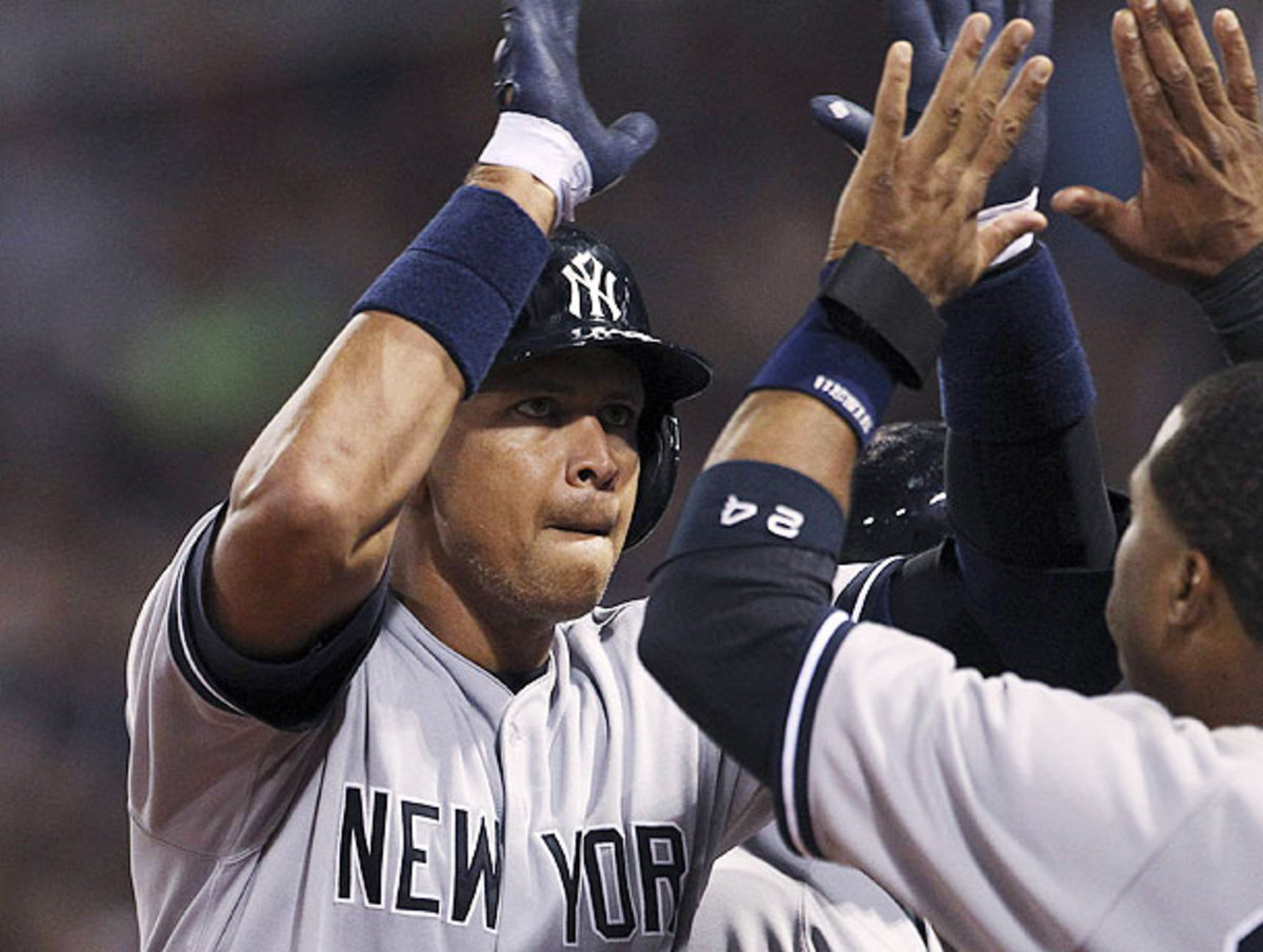 Alex Rodriguez got his revenge against the Red Sox by homering in the sixth inning of the Yankees' win.