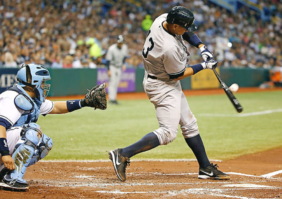 Every home run brings Alex Rodriguez closer to a result no one wants to see.